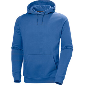 Helly Hansen F2F Cotton Hoodie Men, marine blue